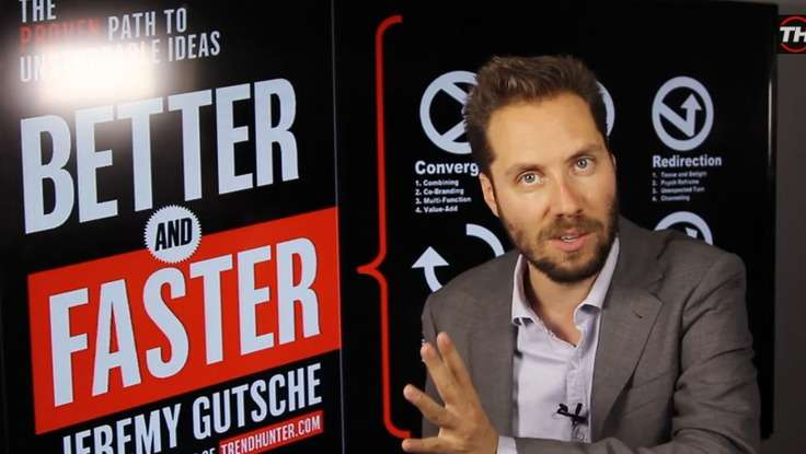 <em>Better and Faster</em>: Jeremy Gutsche's New Book and Keynote Coming Soon